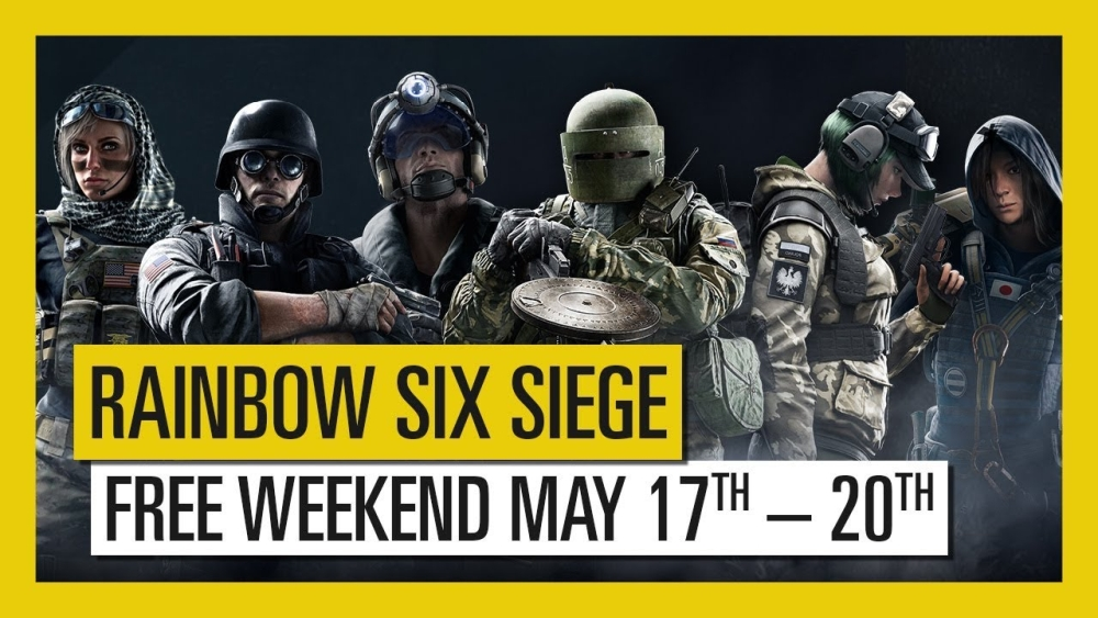Photo of Rainbow Six Siege va fi gratuit weekend-ul acesta