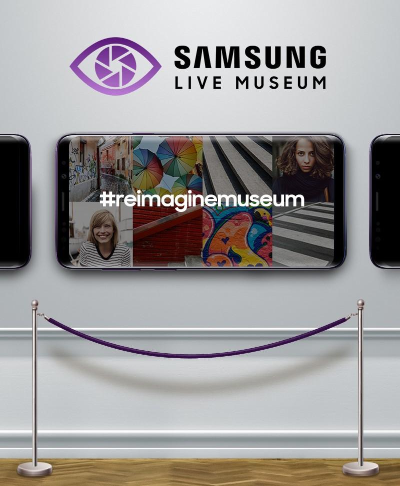 Photo of Live Museum, galeria de artă instantanee cu creații de pe Instagram