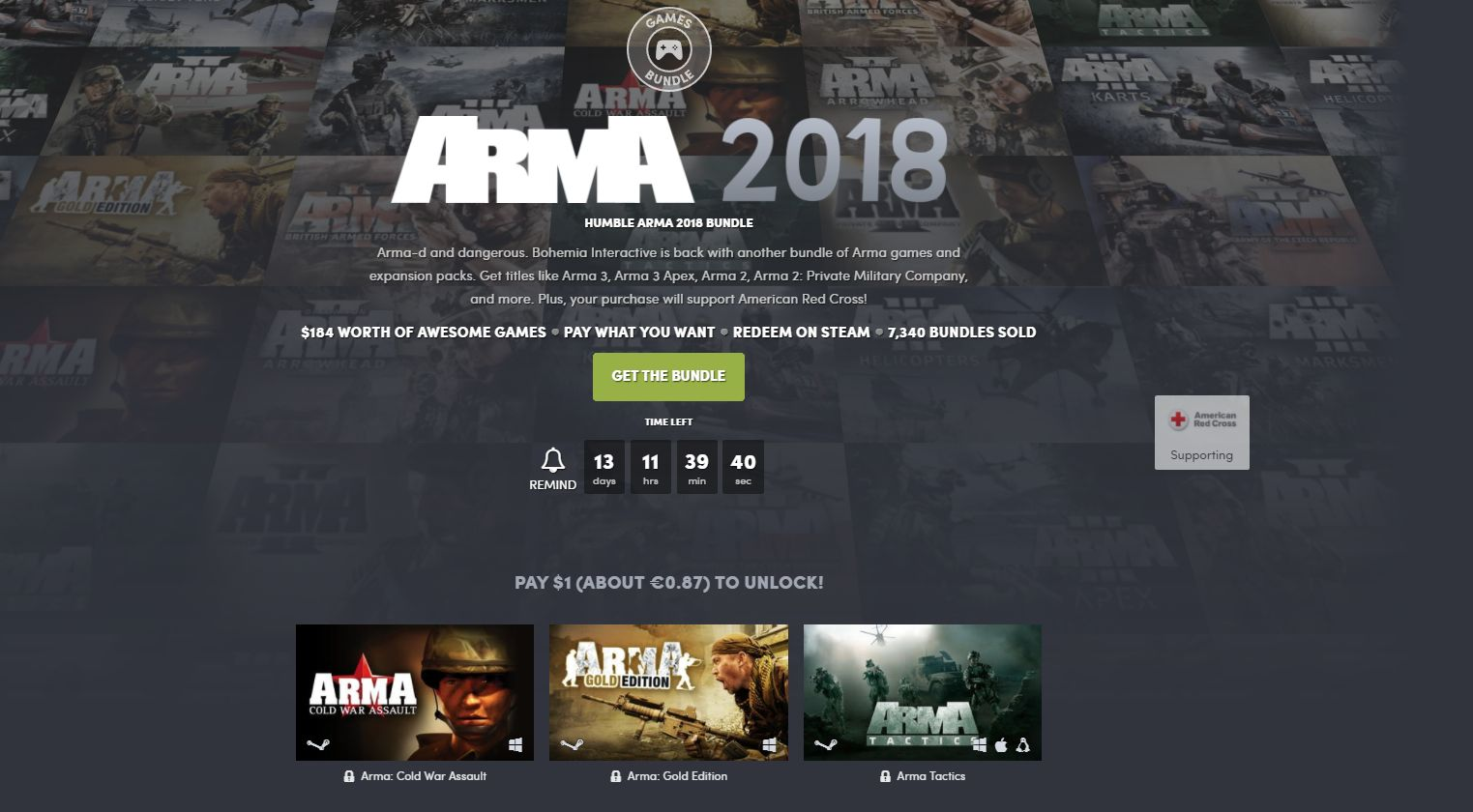 Photo of Jocurile ARMA au o promoție pe Humble Bundle