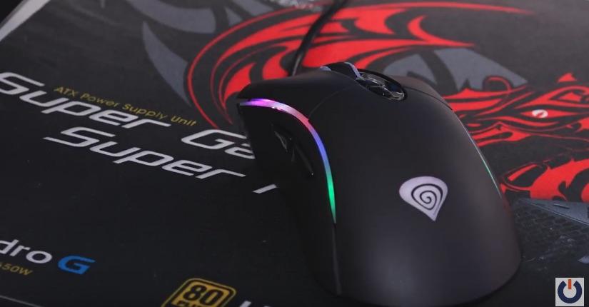Photo of Genesis Xenon 750 Review: un mouse clasic, RGB, oarecum modular și, mai ales, ieftin!