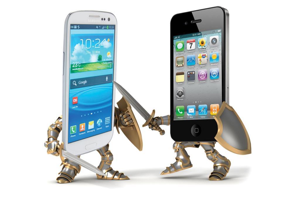 Photo of Procesul dintre Samsung și Apple se încheie după 7 ani de dispute