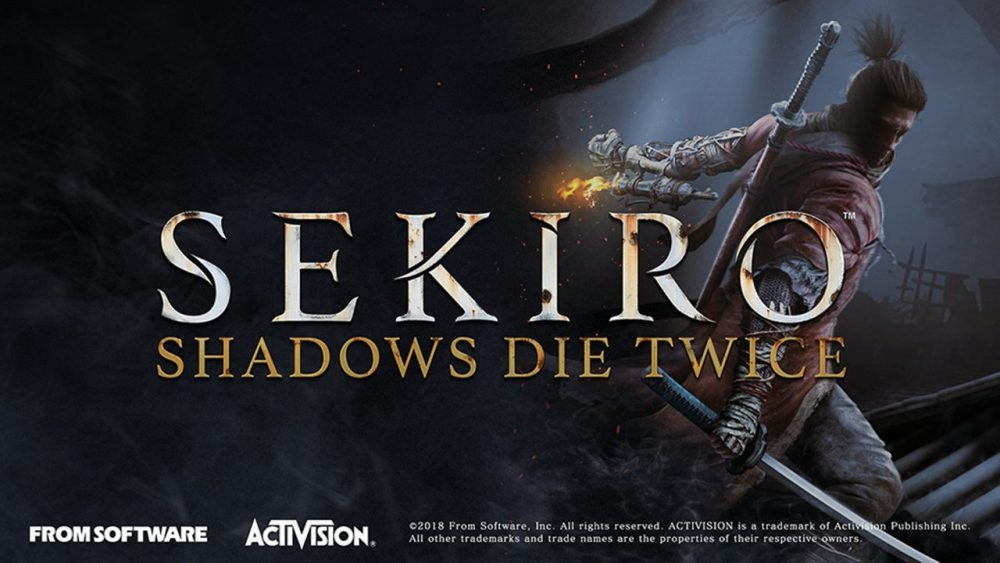 From Software Sekiro: Shadows Die Twice
