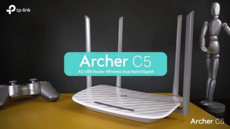 Photo of TP-Link Archer C5 v4: Router Dual-Band ieftin și versatil!