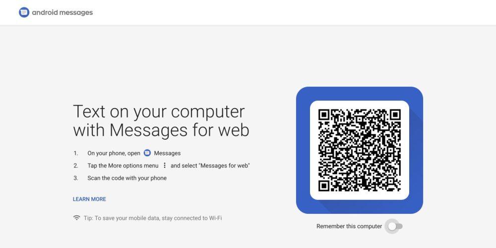 Photo of Android Messages primește în sfârșit o variantă de web
