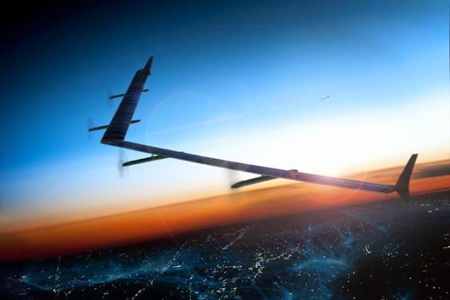 Photo of Facebook renunță la planul său de-a face drone pentru internet planetar