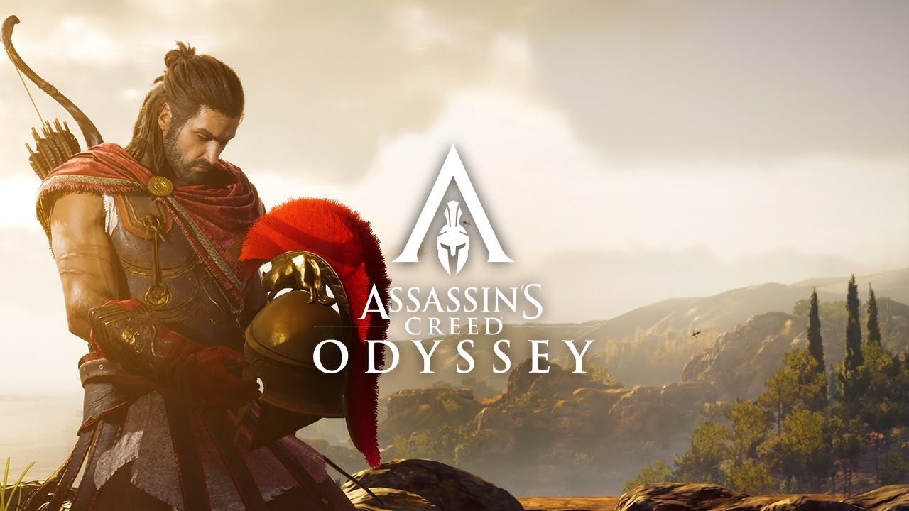 Photo of Ubisoft a dezvăluit Assassin's Creed Odyssey