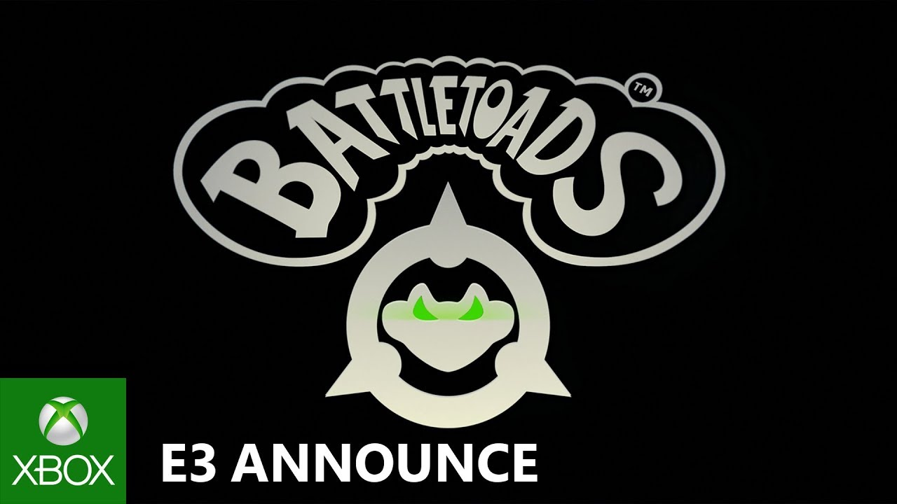 Photo of Battletoads revine!