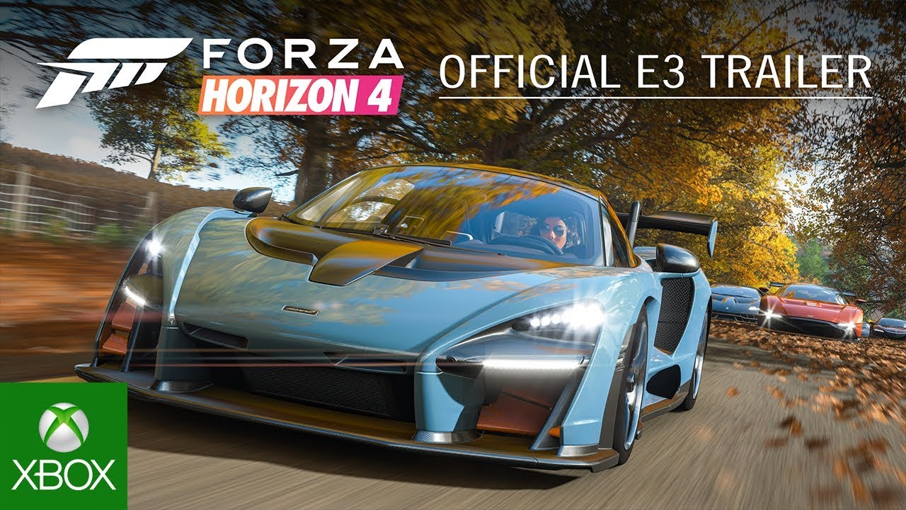 Photo of Forza Horizon 4 vine la toamnă