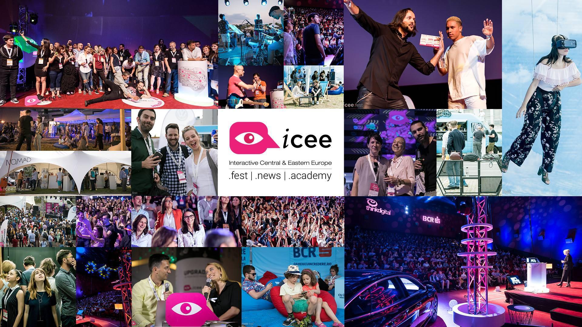 Photo of Săptămâna viitoare începe iCEE.fest, un festival de mare amploare dedicat tehnologiei și Internetului