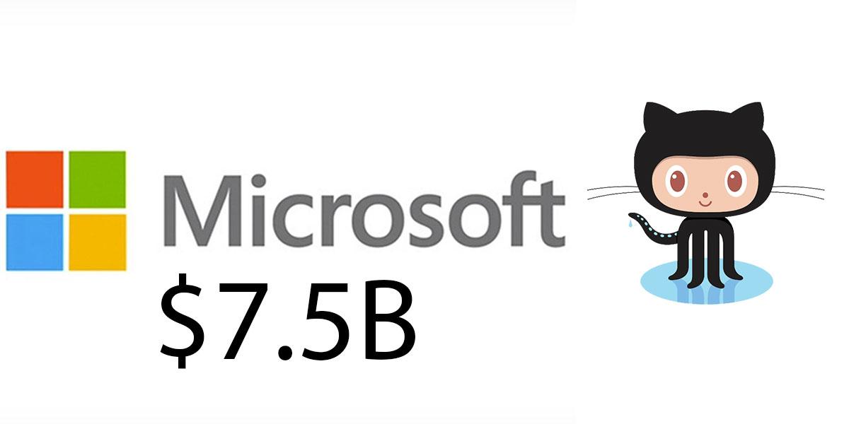 Photo of Zvonul despre achiziția companiei GitHub de către Microsoft a devenit realitate: $7,5 miliarde este valoarea tranzacției
