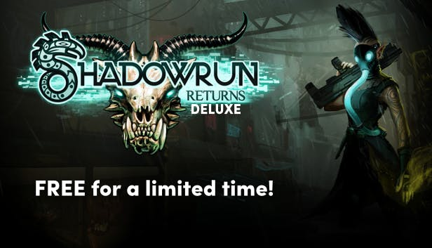 Photo of Shadowrun Returns Deluxe este gratuit pe Humble Bundle