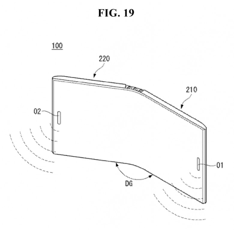 LG Fold 3 telefon pliabil