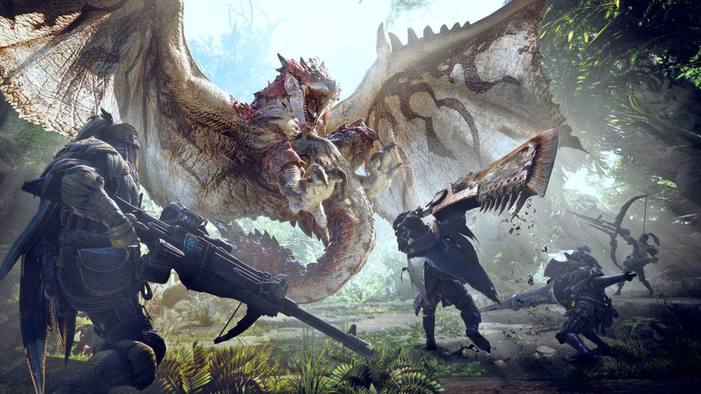 Photo of Monster Hunter World ajunge vara asta pe PC
