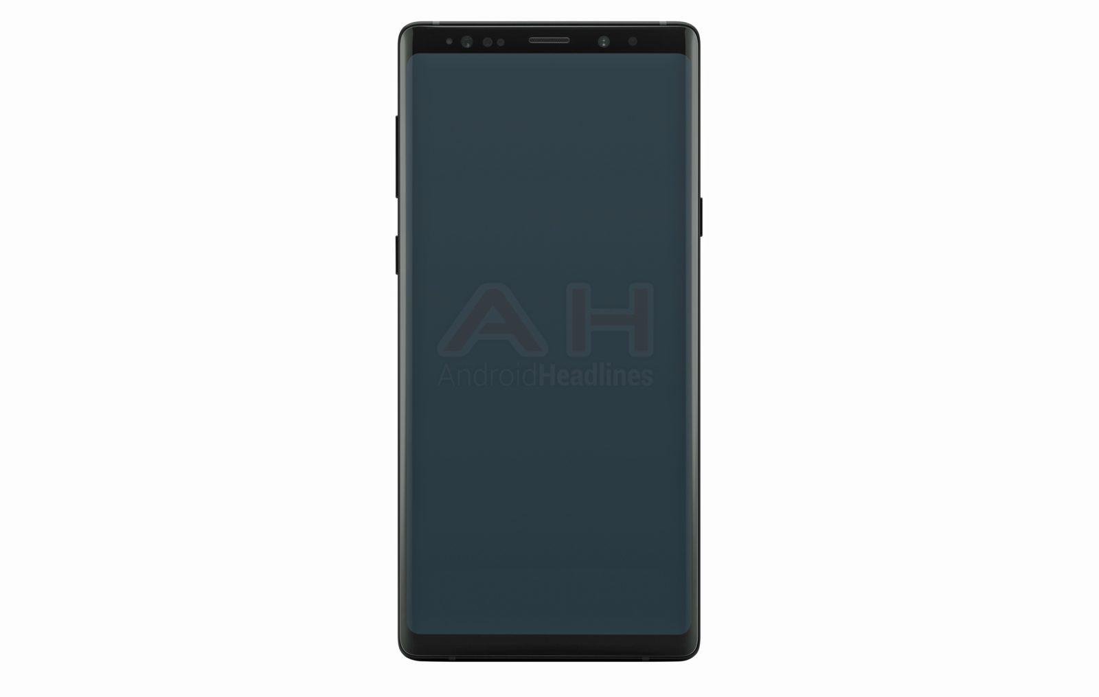 Photo of Galaxy Note 9 probabil va semăna foarte mult cu Galaxy Note 8