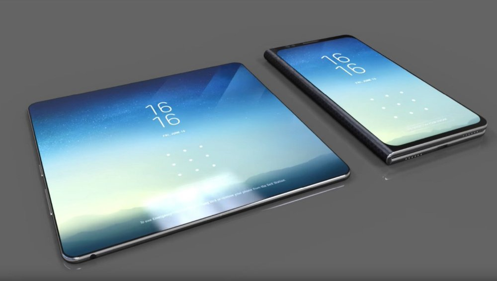 Photo of Samsung Galaxy X va avea o baterie curbată de cel puțin 3.000 mAh
