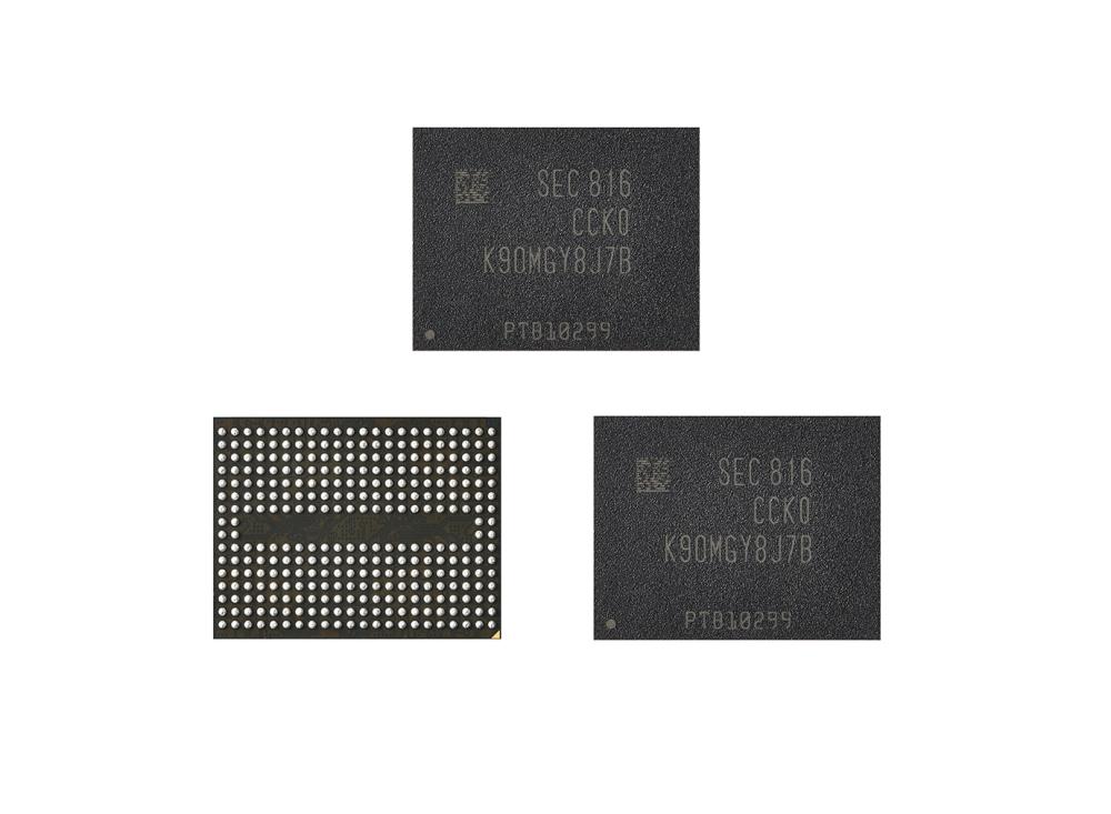 Photo of Samsung începe producția pentru a cincea generație de memorie V-NAND