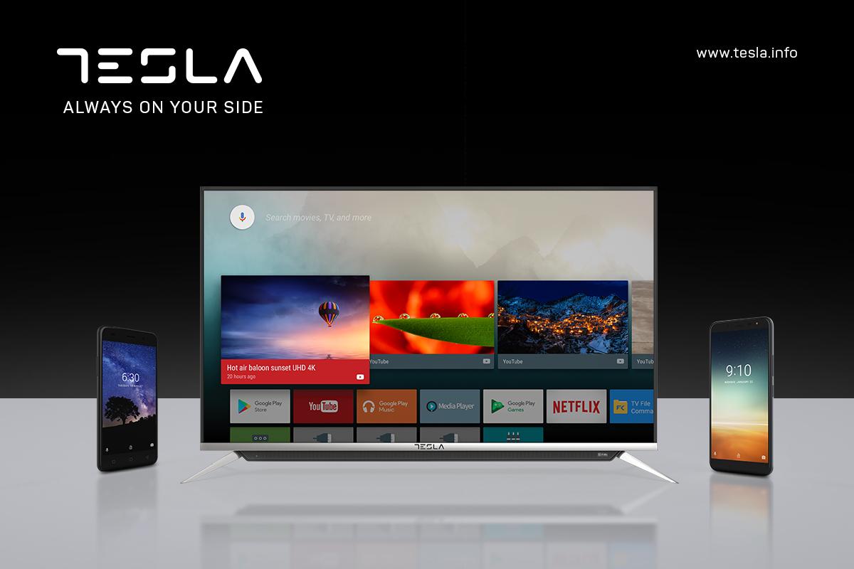 Photo of Produsele electronice Tesla se lansează în România