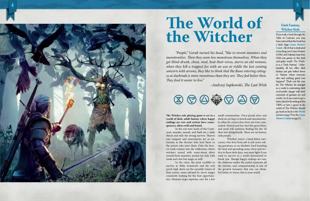 Photo of The Witcher devine în sfârșit un RPG tabletop