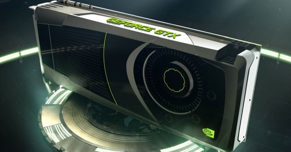 Zvon Nvidia GeForce GTX 1180