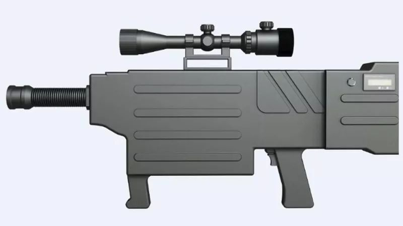 Photo of China are arme laser. Acesta este ZKZM-500
