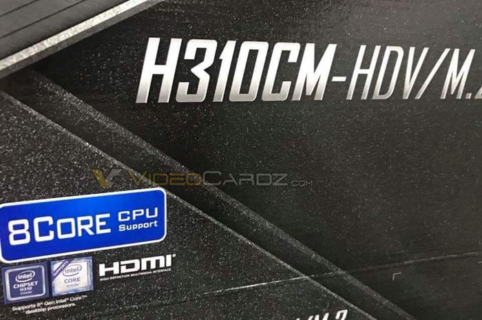 Photo of Procesoarele H310 primesc suport pentru procesoare cu 8 nuclee