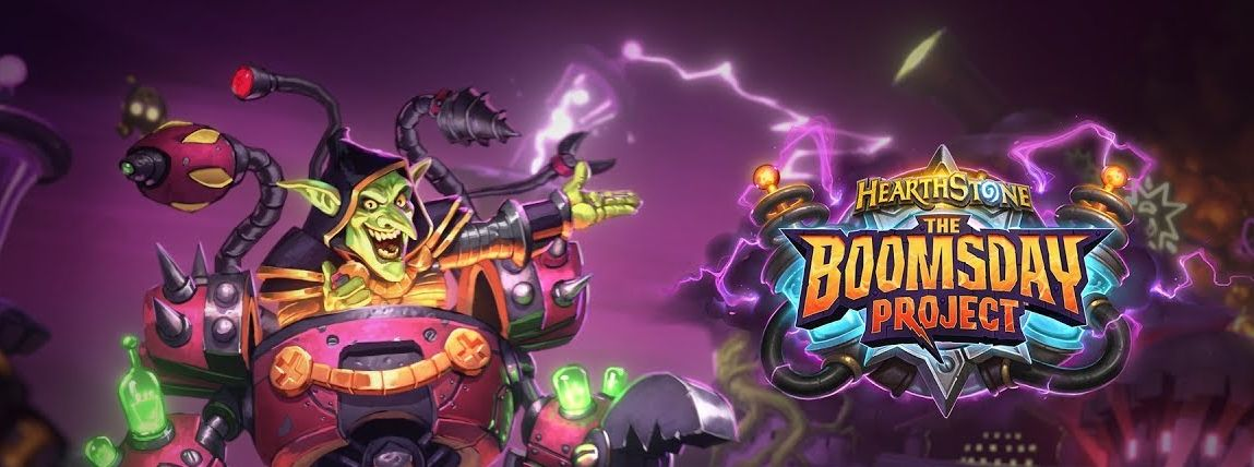 Photo of Hearthstone se pregătește pentru un nou expansion: Boomsday Project