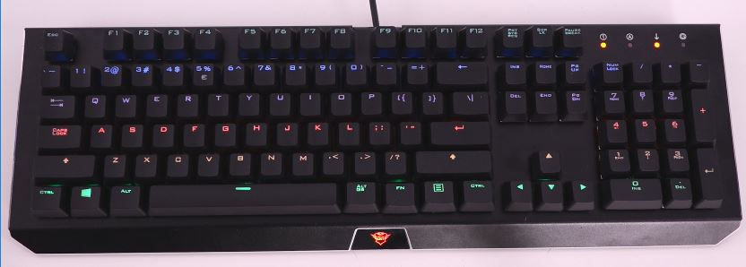 Photo of Trust CADA (GXT 890) – O tastatura mecanica RGB la pret decent, dar cu aspect premium