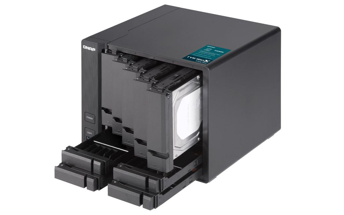 Photo of QNAP completează linia de servere NAS cu 9 sertare, prin introducerea modelului premiat TVS-951X
