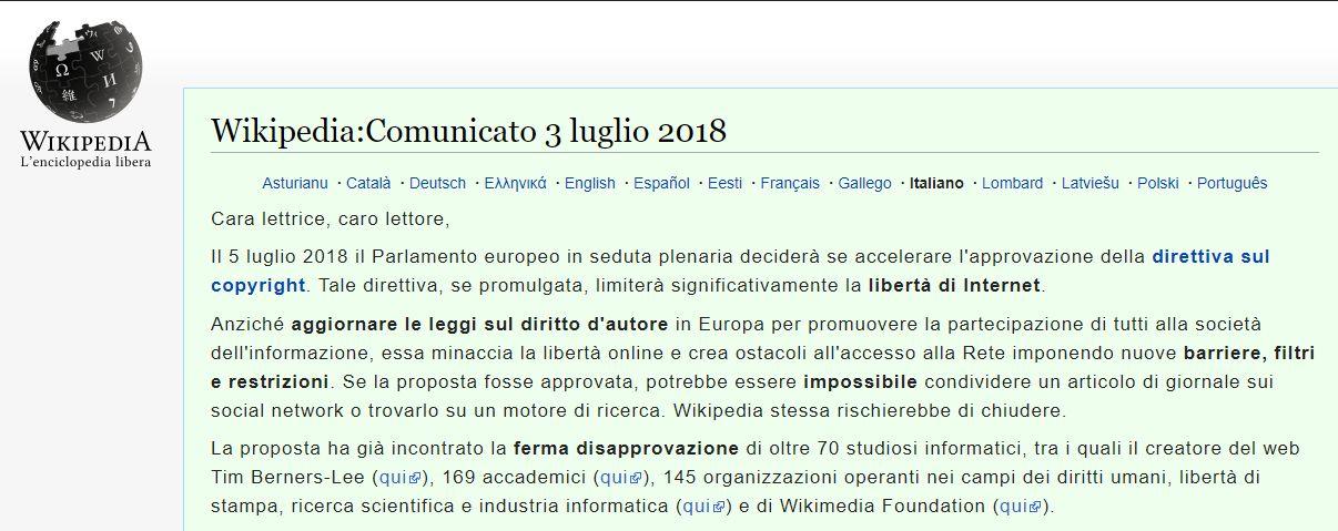 Photo of Câteva țări europene au restricționat Wikipedia în semn de protest