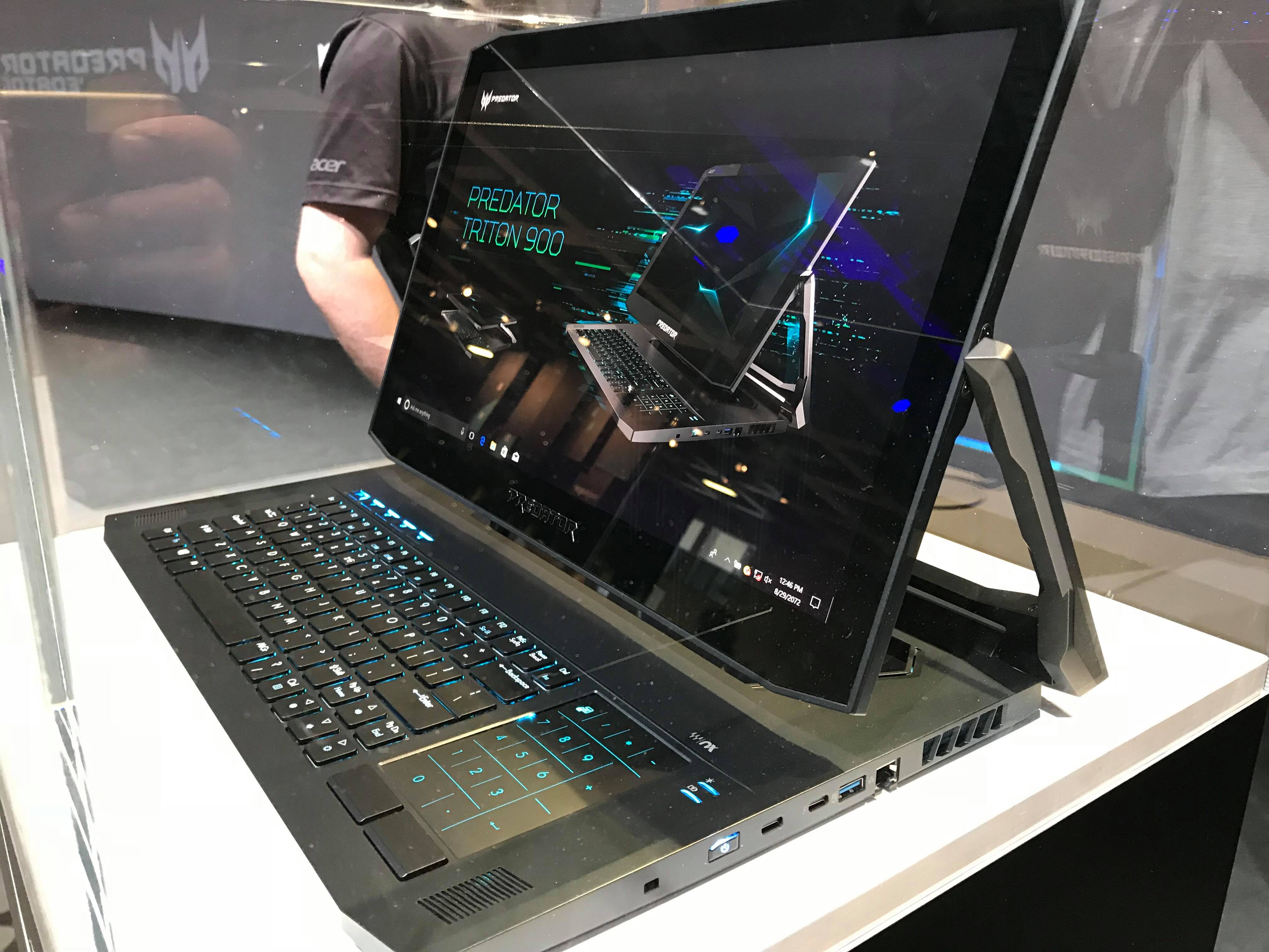 Photo of La IFA 2018 Acer a prezentat noi sisteme de gaming Predator și un laptop de gaming inedit