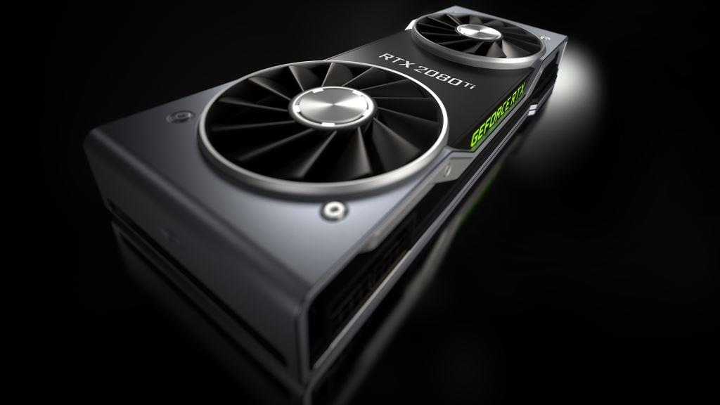 nvidia geforce rtx 2080 ti ray tracing