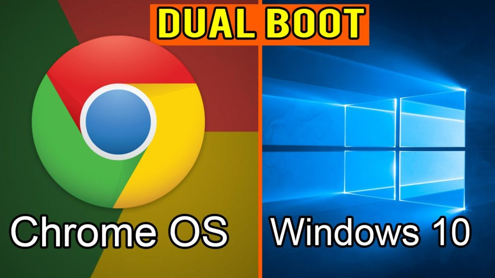 Photo of Chromebook ar putea primi dual boot între Chrome OS și Windows 10