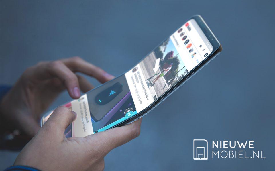 Photo of Au început să apară pe net concepte ale telefonului pliabil Samsung