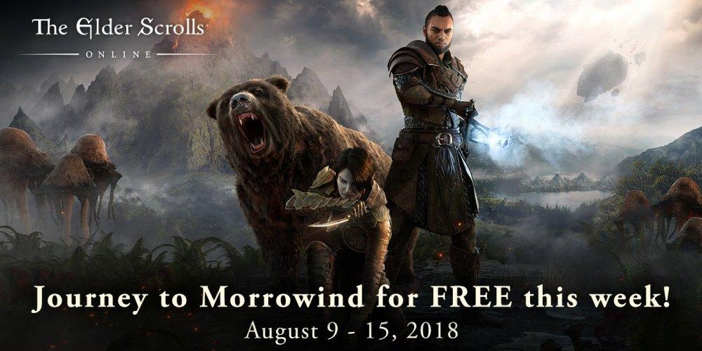 Photo of Elder Scrolls Online va fi gratuit o săptămână