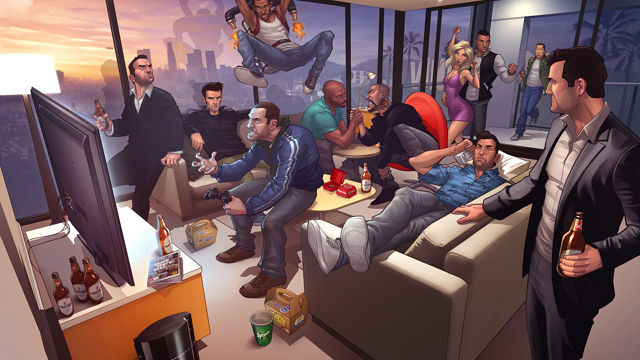 Photo of GTA: Cum a aparut, de unde a pornit si unde a ajuns legenda Grand Theft Auto!