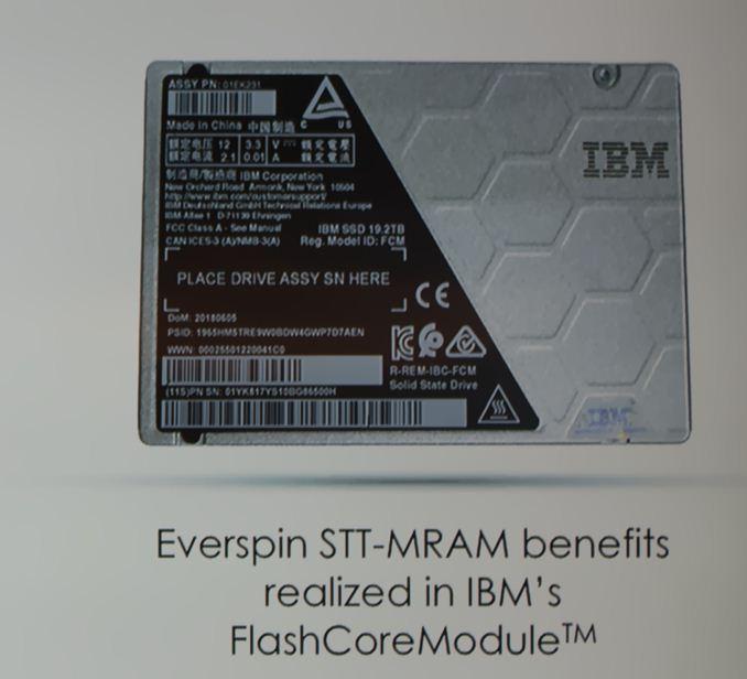 Photo of IBM a dezvăluit un SSD de 19TB cu un cache de MRAM
