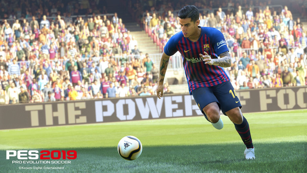 Photo of PES 2019 poate fi acum testat într-un demo oficial
