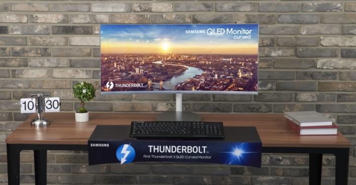 Photo of Samsung a lansat la IFA 2018 două monitoare QLED noi