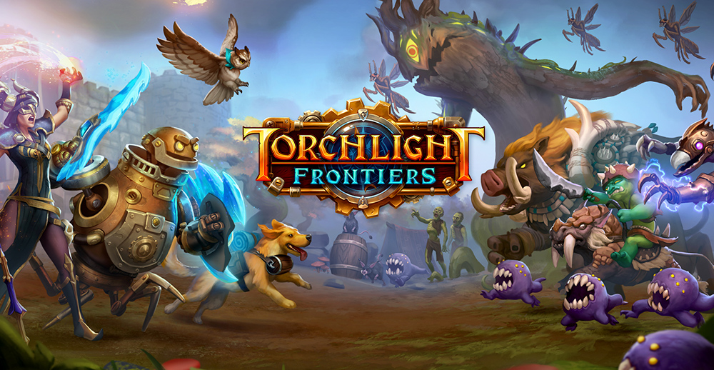 Photo of Torchlight Frontiers este anunțat – și pare a fi un MMO
