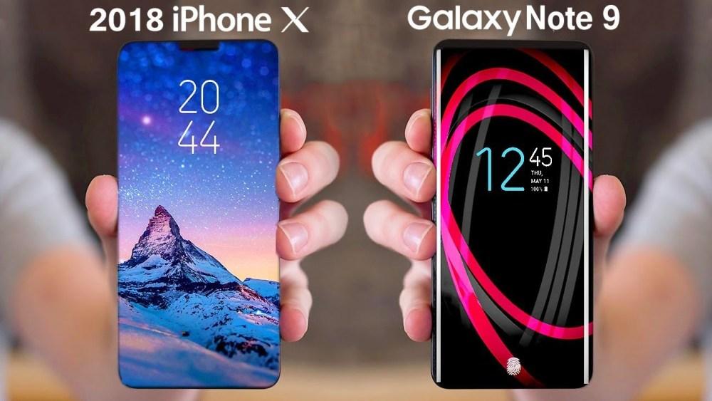 Photo of iPhone X bate noul Galaxy Note9 în testele de referință