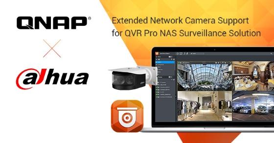 Photo of QNAP extinde integrarea sistemelor de supraveghere cu camerele de rețea Dahua Technology
