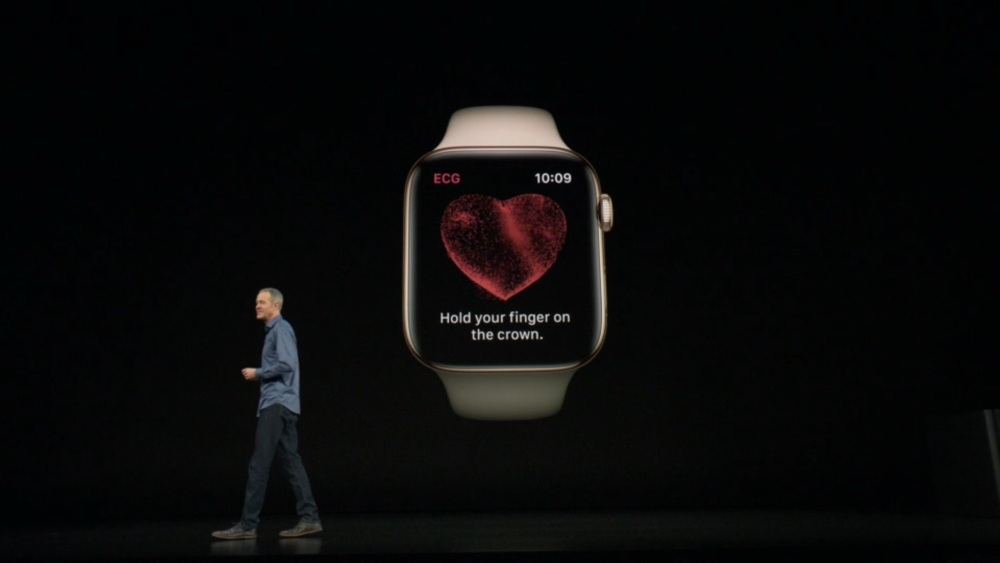 Photo of Apple Watch va primi funcția ECG odată cu versiunea de watchOS 5.1.2