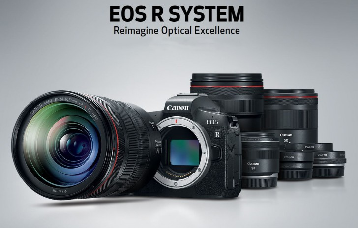 Photo of Canon dezvăluie primul EOS R mirrorless full-frame