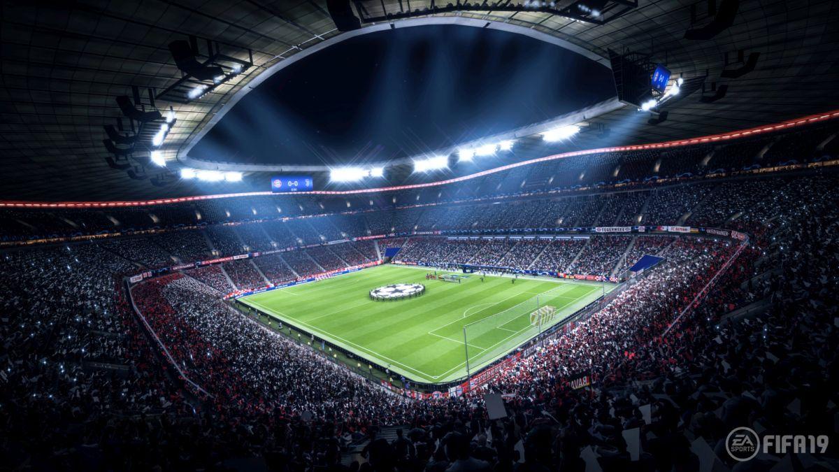 FIFA 19 Allianz Arena