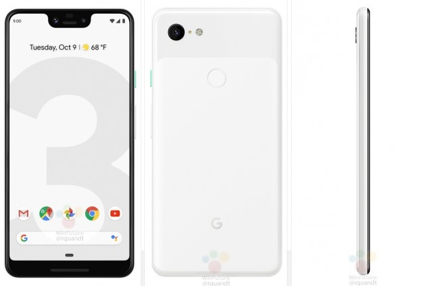Photo of S-au scurs pe Internet poze cu Google Pixel 3 și Pixel 3 XL