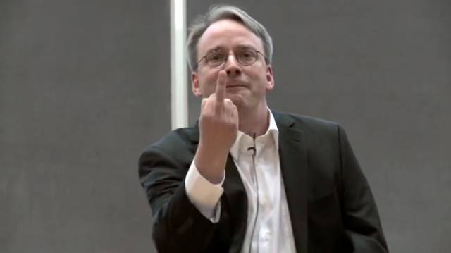 Photo of Linus Torvalds este supărat pe Intel