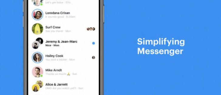 Photo of Facebook Messenger are acum un nou UI, dar puțini utilizatori au acum acces