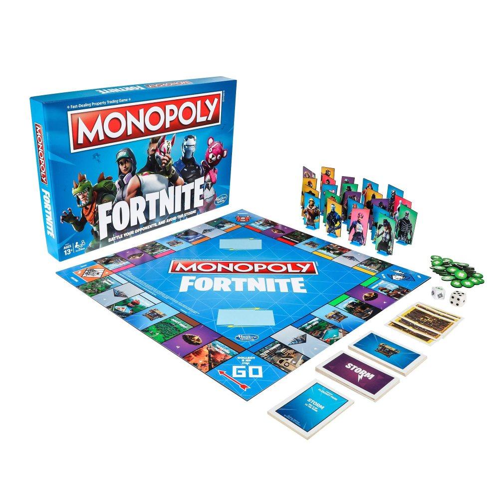 Photo of Monopoly scoate o variantă tematică a jocului cu Fortnite