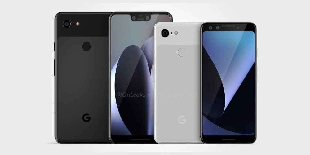 Pixel 3 + Pixel 3 XL Android Compact