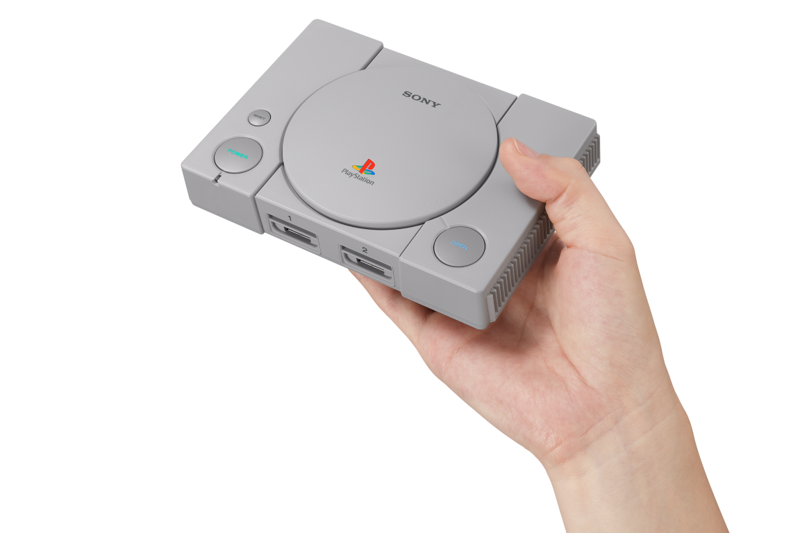 Photo of Consola în miniatură PlayStation Classic va fi disponibilă din 3 decembrie